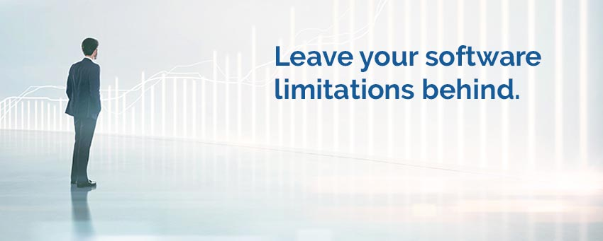 leave-software-limitations-behind